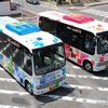 刈谷市公共施設連絡バスとみよし市さんさんバスを乗り継いで愛知牧場へ
