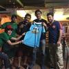 南米の人たちと仲良くなるには、サッカーの話題が一番です!