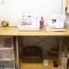 作業台おかたづけ