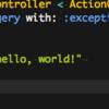 復習中:Railsチュートリアルを細かく見ていきます。