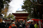 鹿島神宮に初詣に行ってきました