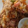 チャーハンはチャーシューとネギと卵を入れれば、普通に中華料理屋の味になる。