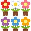 【個別株投資】花壇の手入れ、花を残して雑草は取り去る