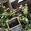 """帽子(2200円~)オーダー出来るカフェ  """"La Rose Blanche(ラ ローズ ブランシュ)"""" @花小金井"""