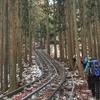 初めて行く冬の三嶺 2021.1.31