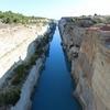 日常雑記とギリシャ旅行の写真など - 4 コリントス運河のスナップ