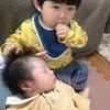 4/5 入園長男 初日