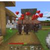 Minecraft #4 ブラブラしつつ村でラブラブさせる