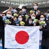 2021.4.17 日本オリンピック委員会 世界国別対抗戦2021 日本は3位に入りました。
