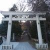 諏訪大社 上社前宮(長野)