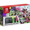 【予約受け付け】NintendoSwitchスプラトゥーン2セット(ニンテンドースイッチ)の販売店