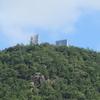 岐阜市最高峰『百々ケ峰』登山。諏訪神社〜六本松反射板。