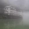 富山、石川への欲張りドライブ3泊4日(その5 船でしか行けない秘境!大牧温泉観光旅館に一泊)