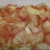 リンゴのコンポートを電子レンジで簡単に作る方法