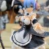【第57回プライズフェア】レムりんの可愛らしい戦闘ver.のフィギュアが登場!(システムサービス)