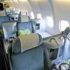フィンエアー78便 ビジネスクラス 関西‐ヘルシンキ 搭乗記 マリメッコがおしゃれな機内編 王様シートがおすすめ! AY78 Business Class KIX-HEL A330‐300 2017 Dec