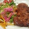 厚木のお肉屋さん 肉のヨリヤでとん漬を買う