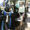 Drivers (the golf kind) under the influence today at the...