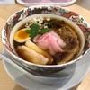 「麺や椒」特選中華蕎麦醤油