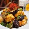 【レシピ】鶏むね肉と茄子のさっぱり甘酢炒め