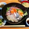 🚩外食日記(106)    宮崎ランチ   「おさかな料理」②より、【上海鮮丼】‼️