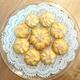 新しいエプロン♪クッキー作り(*^▽^)/★*☆♪  可愛いまん丸絞りだしクッキー♪♪