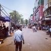 日本はお盆インドは暑い