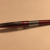 【レビュー】ショートサイズのキャップ式シャープペンシル