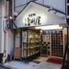 渋谷と銀座、蕎麦屋2軒と、トヨタ・クラシック。