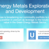 旧Uranium Resources(URRE)現Westwater Resources(WWR)の最近