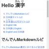 markdown-itの複数プラグインをwebpackしてブラウザで使う方法