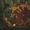 バンドデシネで描かれた「映画」『ベルヴィル・ランデブー』