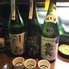 風の森2酒&鷹長(露葉風・山乃かみ酵母)飲み比べの味。