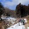 関西百名山シリーズNo.17Ⅴ  八丁山から愛宕山・水尾新年会