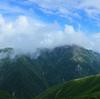 百間洞山の家泊!聖岳・兎岳雷雨登山!南アルプス南部3泊4日テント泊(パート3)