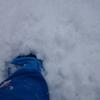 今年の鈴鹿は本格的な冬山