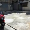 バイク駐車場の施工について