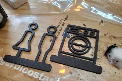 海外通販で3万円台で買ったレーザーカッターがすごい!ORTUR Laser Masterテストカット