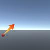 Unity で引っぱり操作の方向を矢印画像で描画する