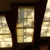 窓辺の聖者