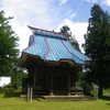 諏訪神社(新潟県中魚沼郡津南町)小林源太郎彫刻