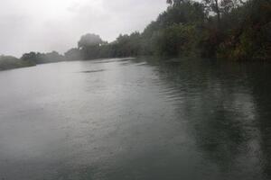 9月上旬やけど既に秋模様の紀ノ川