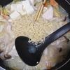 優しい味の鍋