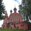 Ярославль 1日目 -спасо-преображенский монастырь