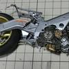 1/12 HONDA NSR500 (1989 WGPチャンピオン) 製作記 その03