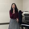 今日はバレンタインデー。「ふらっと b おんがくたいむ」(練馬区) の長嶋真美先生が、ショパン「ノクターン」をピアノ演奏!