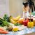 最近のささいな楽しみ「リラックスタイム」は、スーパーで食材を選ぶ時間。