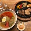 ぴょんぴょん舎 Te-suで冷麺・Wカルビプレートセット(押上)