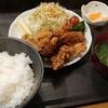 横須賀中央【TENZAN】唐揚定食 ¥580