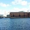 海商都市リヴァプール(Liverpool) ②奴隷博物館のあるアルバート・ドック(Albert Dock)へ